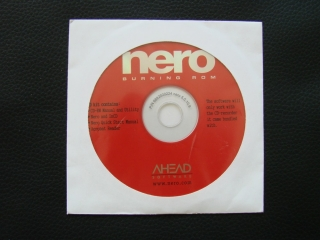 Nero Burning Rom - Brennsoftware