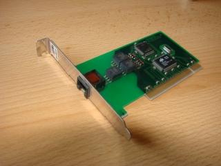 ISDN Karte AVM fritz fritzcard card pci
