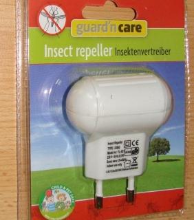 Insektenvertreiber Stecker Mückenschutz