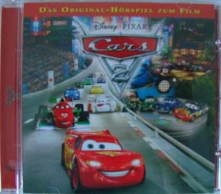 Cars 2 Hörbuch zum Film Audio-CD