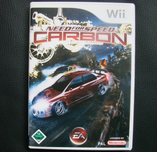 Originalbild zum Tauschartikel Wii Need for Speed: NfS Carbon