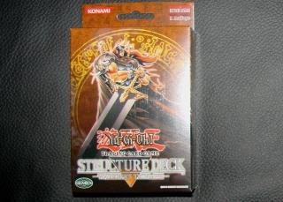 Yu-Gi-Oh! Struktur Deck (yugioh) Warrior