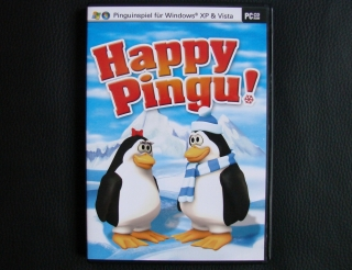 Originalbild zum Tauschartikel Happy Pingu ! Ice Pingu Pinguin Spiel PC
