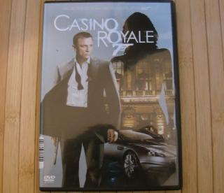 Originalbild zum Tauschartikel James Bond 007 - Casino Royale DVD Film