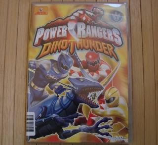 Originalbild zum Tauschartikel Power Rangers - Dino Thunder Vol. 3