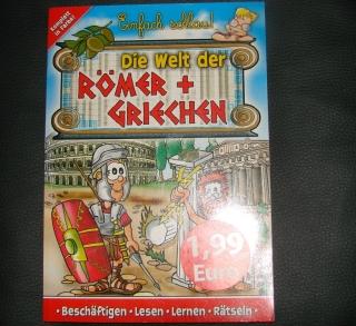 Die Welt der Römer und Griechen - Spaß