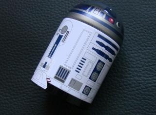 R2D2 Dose Star Wars Mints Bonbons