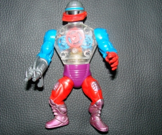 ROBOTO HE-MAN Masters of the Universe