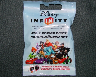 Originalbild zum Tauschartikel Disney Infinity Bonus-Münzen Pack Power