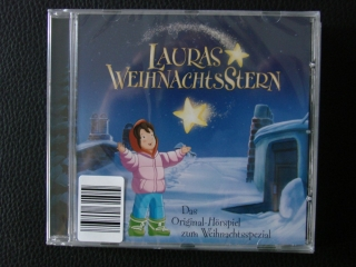 Lauras Weihnachtsstern - Lauras Stern CD