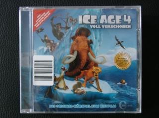 Ice Age 4 Voll verschoben - Hörspiel CD