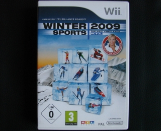 Originalbild zum Tauschartikel RTL Winter Sports 2009 für Wii
