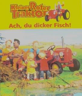 Kleiner Roter Traktor Pixi Buch Fisch