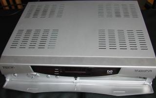 Topfield TF 4000 PVR TF4000PVR Twin-SAT