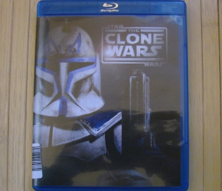 Originalbild zum Tauschartikel Star Wars - The Clone Wars [BluRay]