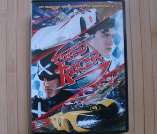Originalbild zum Tauschartikel Speed Racer DVD