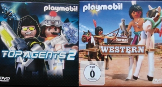 PLAYMOBIL Agenten Western 2 Film DVD