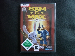 Originalbild zum Tauschartikel Sam & Max Season One Kultspiel Adventure
