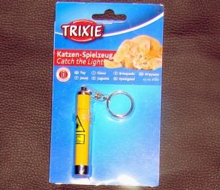 Laser Pointer für Katzen von Trixie