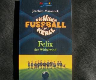 Die Wilden Fußballkerle Felix Wirbelwind