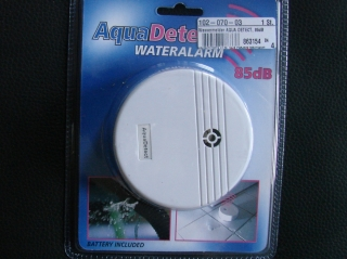 Wassermelder Wateralarm AquaDetect 85dB