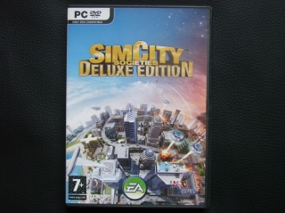 SimCity Societies Deluxe Edition EA DVD