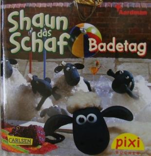 Shaun das Schaf Badetag PIXI Buch Nr. 16