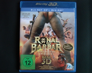 Ronal der Barbar - Real 3D [3D Blu-ray]