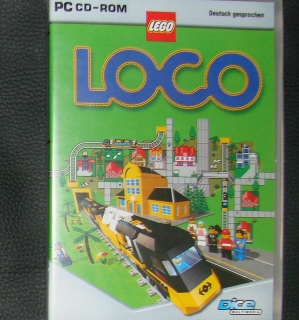 Lego Loco Eisenbahn Spiel