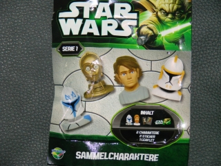 Sammelcharaktere Starwars Star Wars