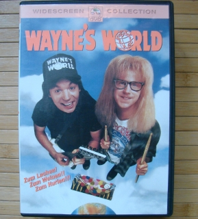 Originalbild zum Tauschartikel Waynes World Party Time