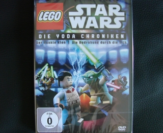 Lego Star Wars: Die Yoda Chroniken Film