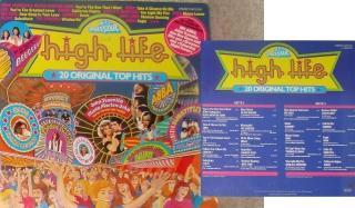 Vinyl high life - 20 ORIGINAL TOP HITS