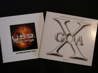 Goa X Vol.2 2005 Y.S.E. recordings
