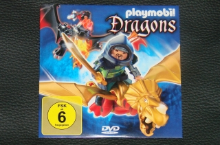 Originalbild zum Tauschartikel Playmobil DVD Dragons Drachen