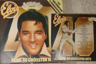Elvis Presley - 40 Greatest Hits Arcade