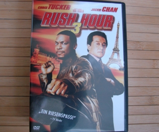 Originalbild zum Tauschartikel Rush Hour 3 mit Jackie Chan Chris Tucker
