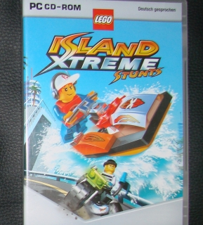 Lego Island Xtreme Stunts Legoland Ski