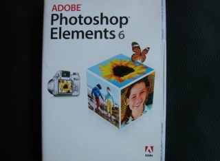 Originalbild zum Tauschartikel Adobe Photoshop Elements 6 MAC