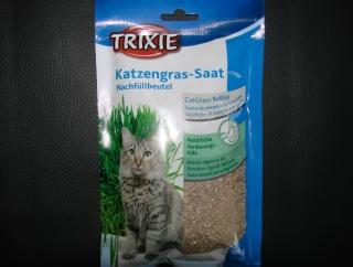 Katzengras Saat Nachfüllbeutel Trixie