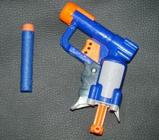 Nerf Gun - Spielzeug Pistole N-Strike