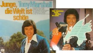 Junge die Welt ist schön - Tony Marshall