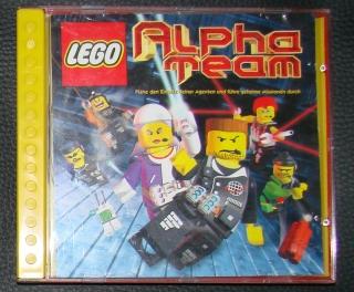Lego Alpha Team Spiel