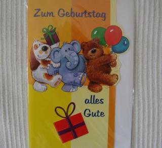 Geburtstagskarten Einladungskarten Karte