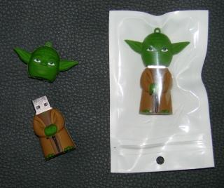 Star Wars Yoda 8GB USB Speicherstick