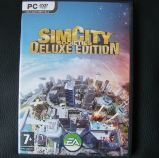 SimCity Societies Deluxe Edition Sim