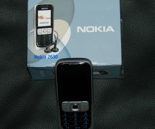 Handy Nokia 2630 superflach