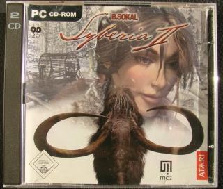 Syberia 2 von Benoit Sokal PC CDROM