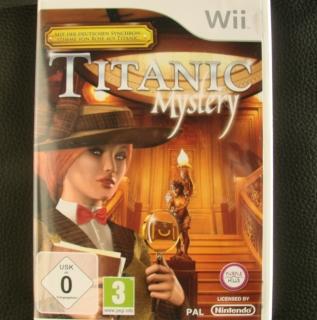 Titanic Mystery Wii - Wimmelspiel