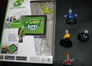 WowWee App Gear Zombie Burbz Avenue